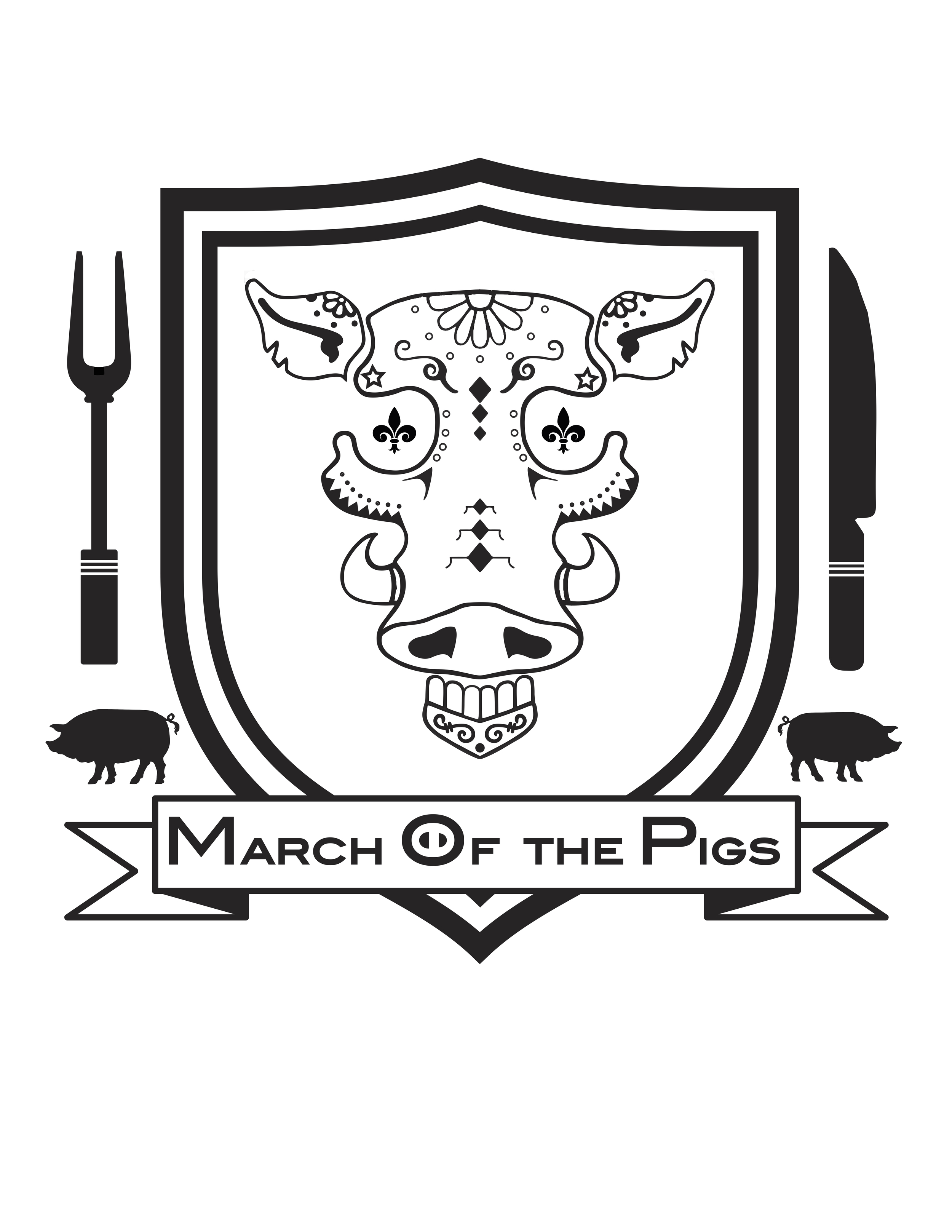 Team March of the Pigs BBQ New Orleans