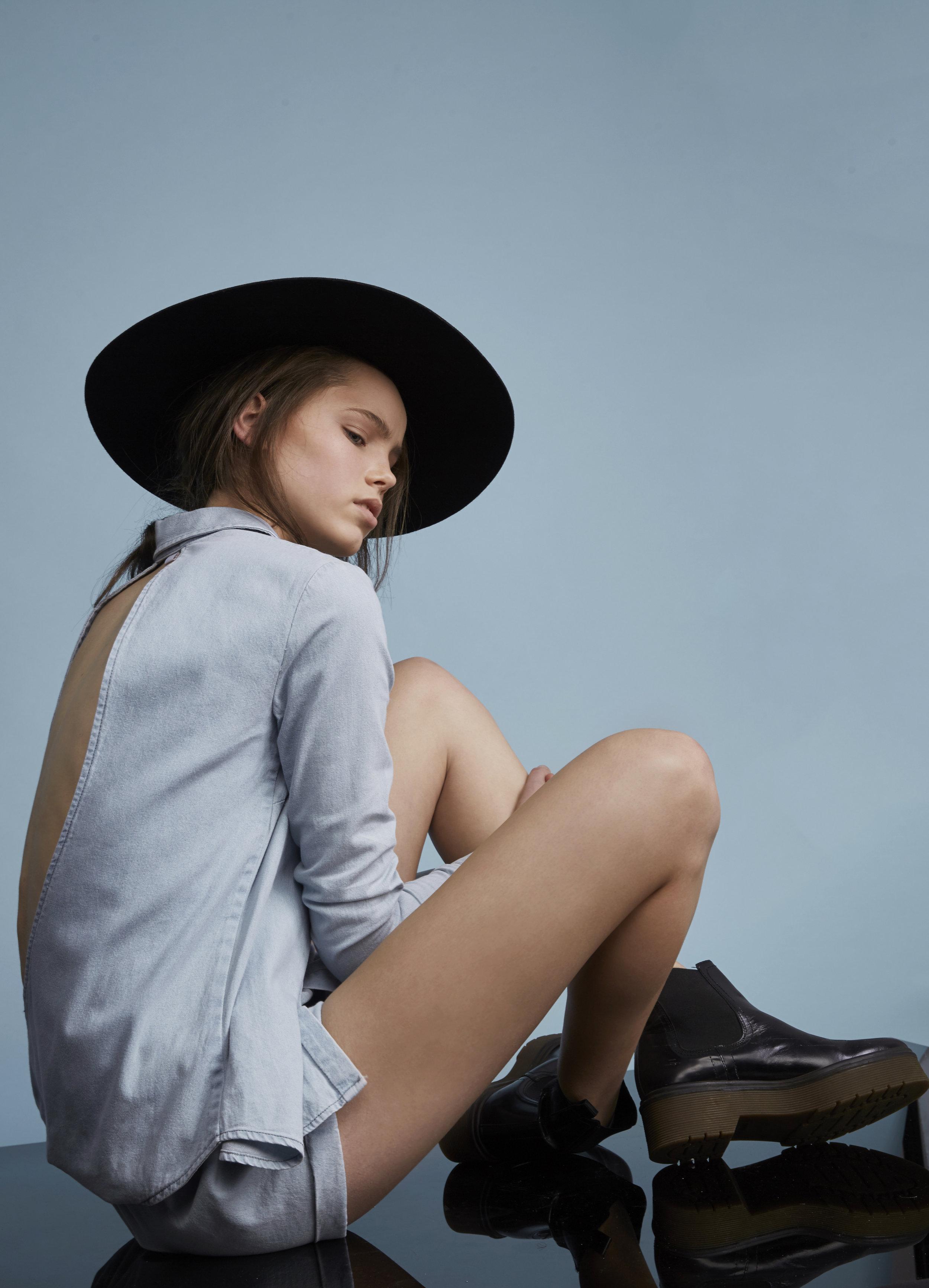 fashion + commercials -