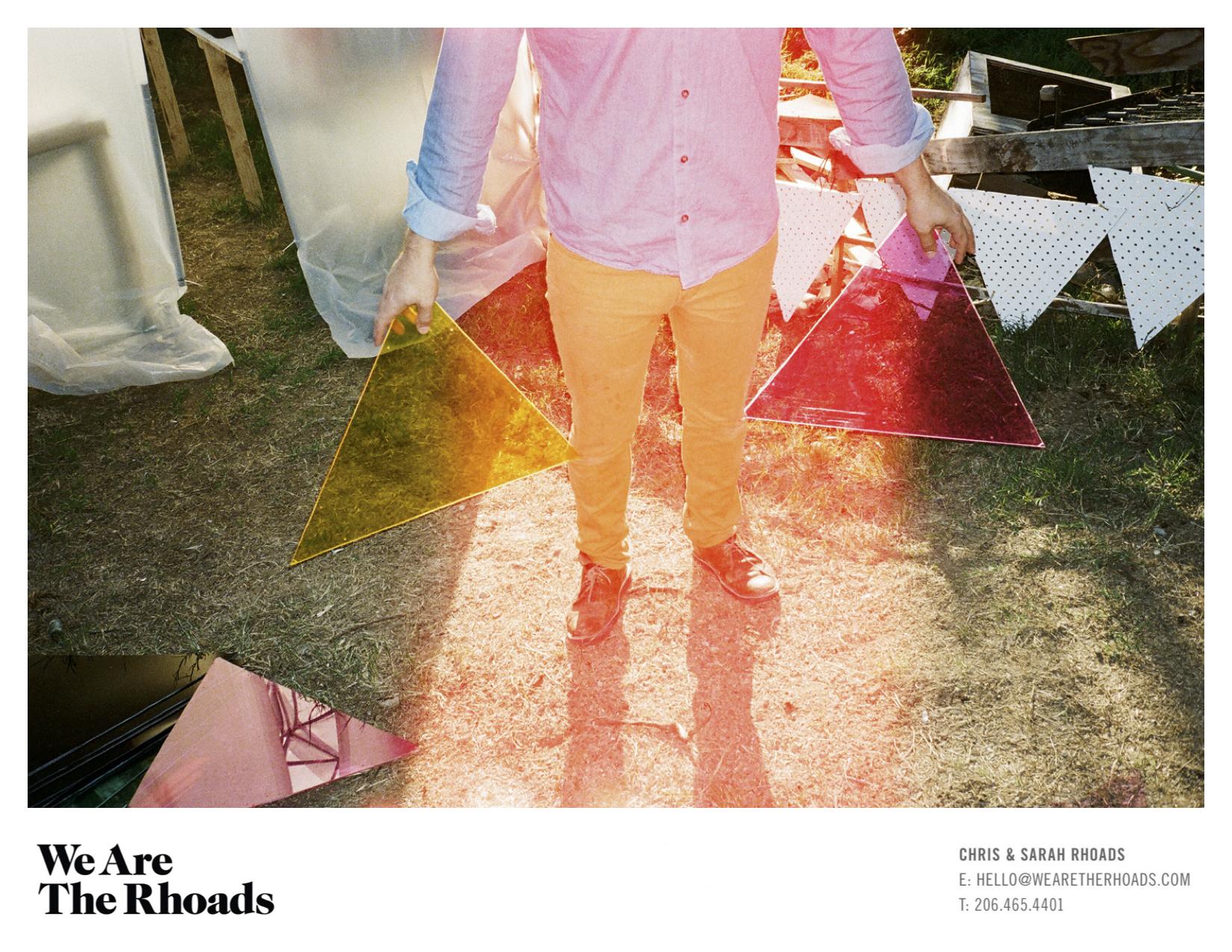 Photo: We are the Rhoads