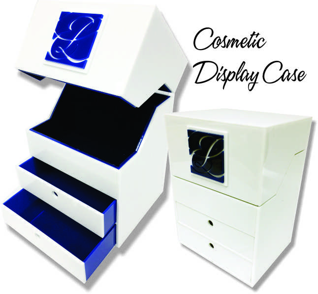 COSMETIC CASE DISPLAY