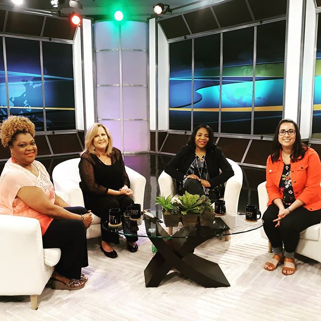 Excited to be interviewed on Julie & Friends today with @tcttv to share my story.  This was my first TV interview.  Will be sure to share once it has aired!  #authenticityandgrace #livefree #mystory #freedom #authenticity #grace #intuitiveeating #idols #identity #freedomwithfood #freedomliving #dietculture #beautyidol
