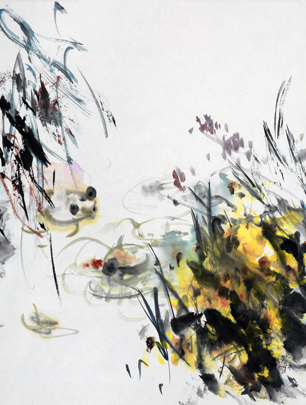 Sungsook Monet's pond 2.jpg