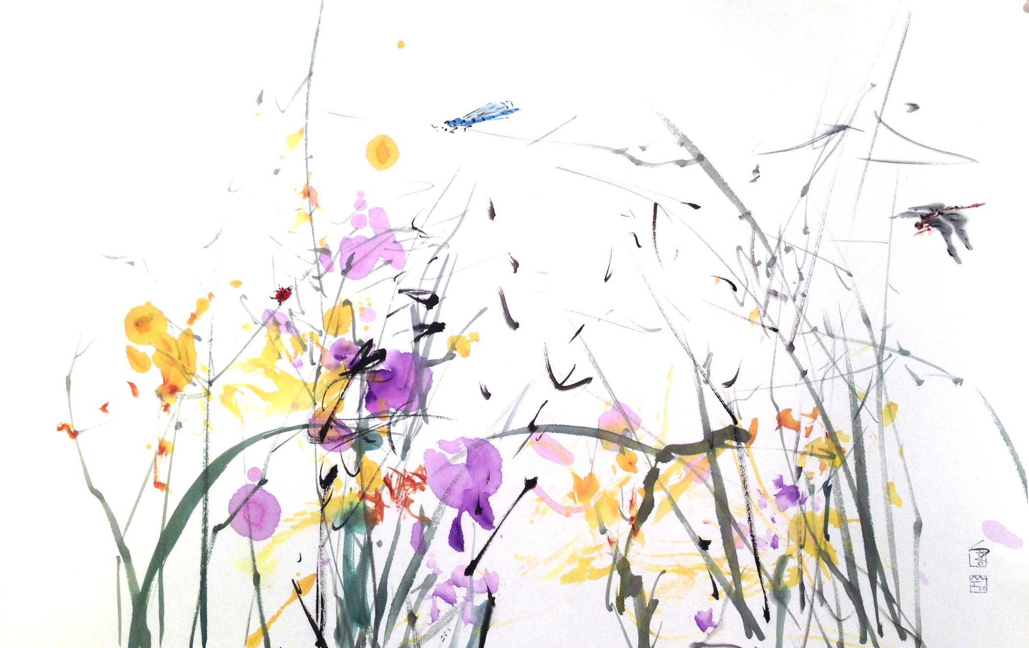 Sungsook wild flower series 11.jpg