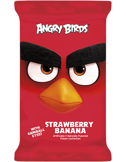 Angry Birds Face