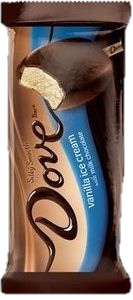 Dove Premium Milk Chocolate Vanilla Bar