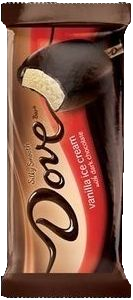 Dove Premium Dark Chocolate Vanilla Bar