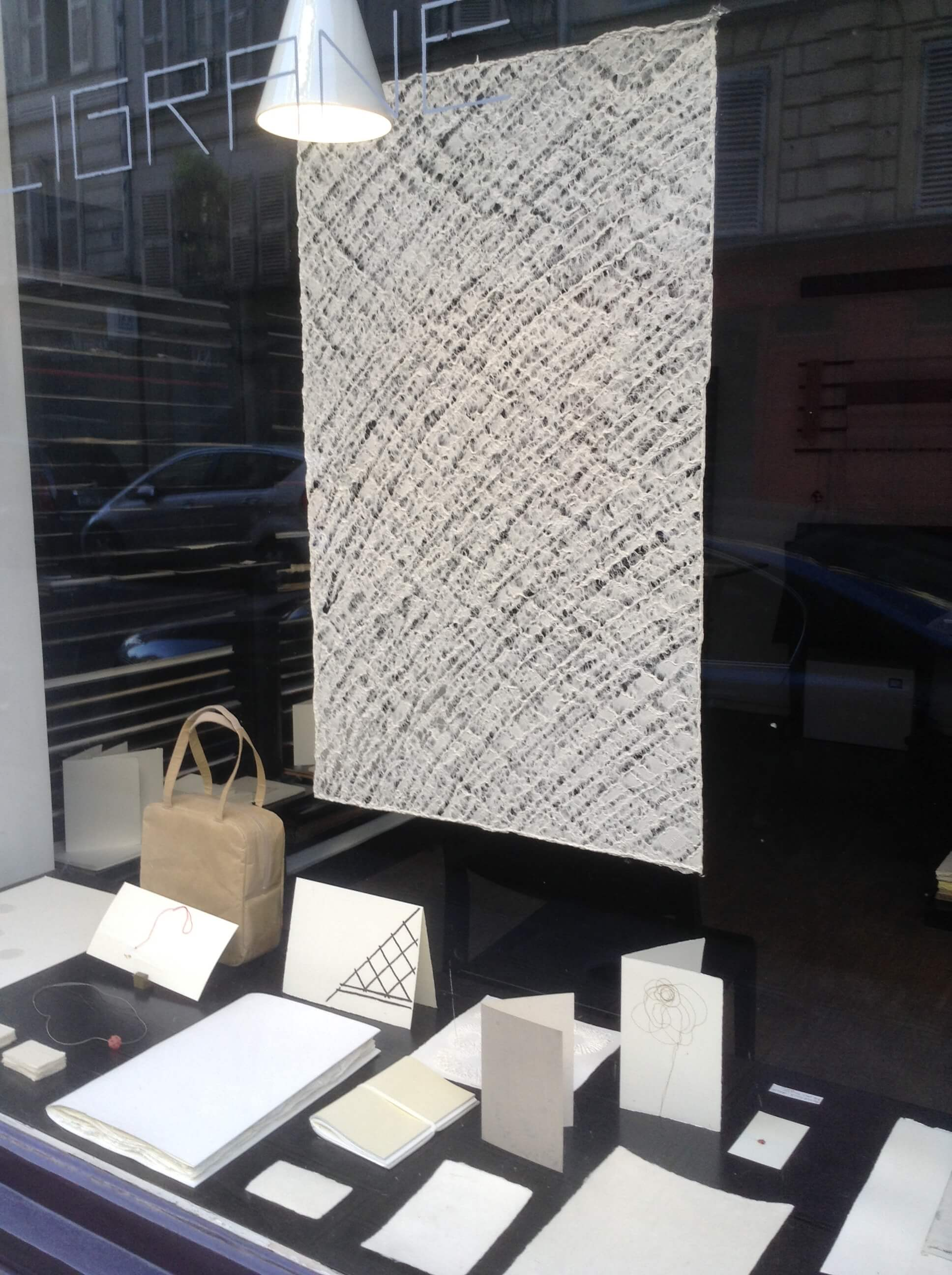 Calligraine Paper Shop, Paris