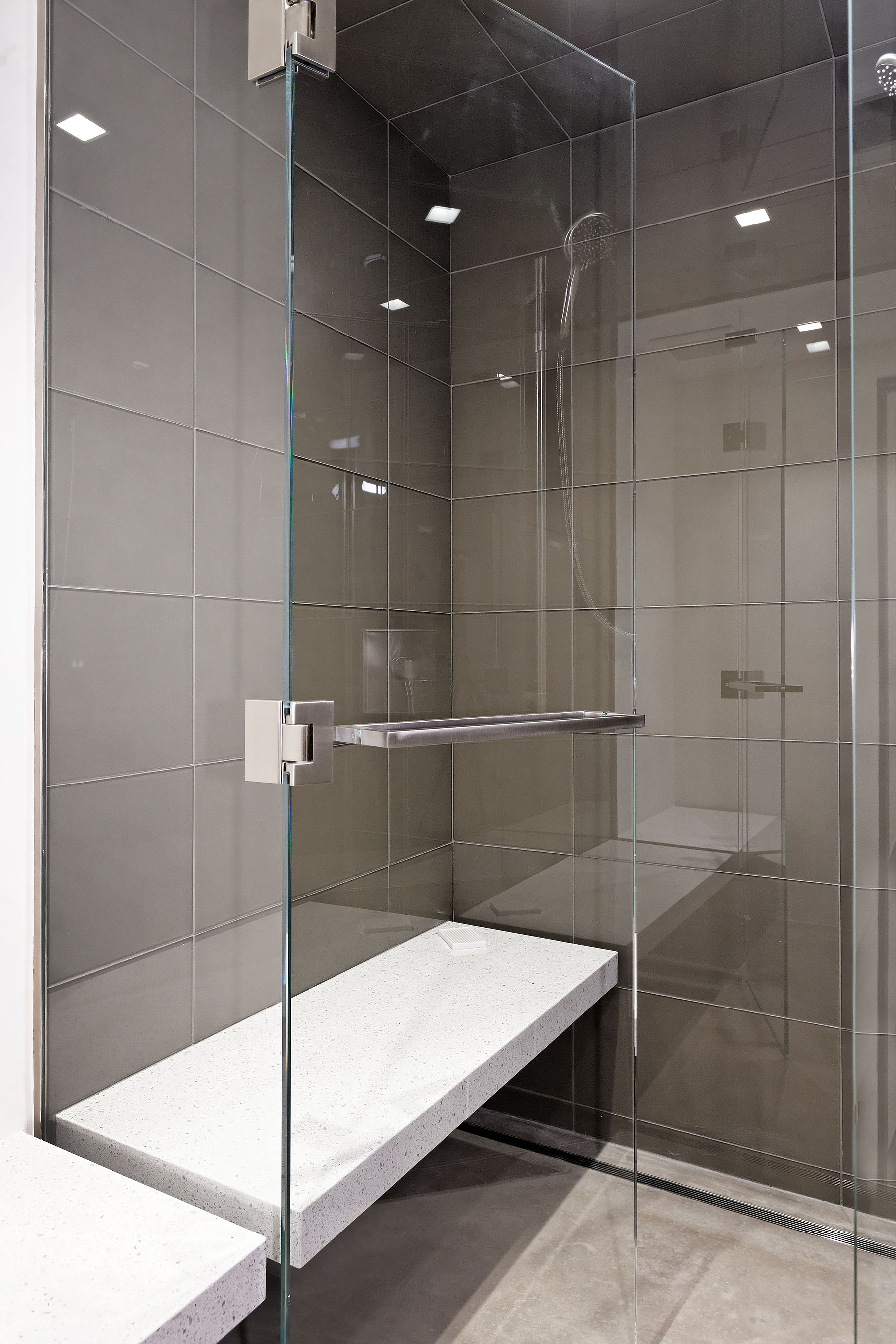 Media room bath