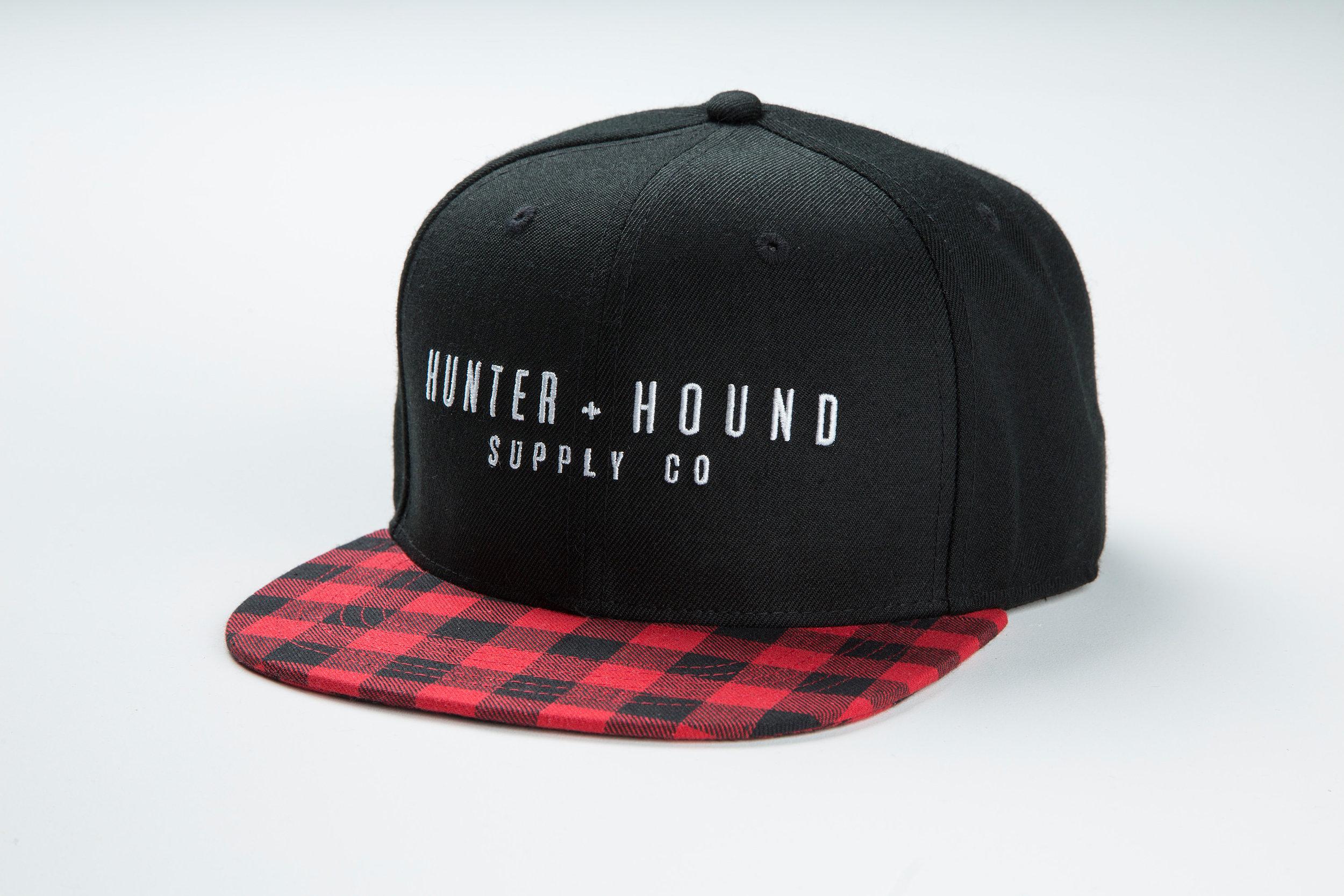 Lumberjack Snapback Cap