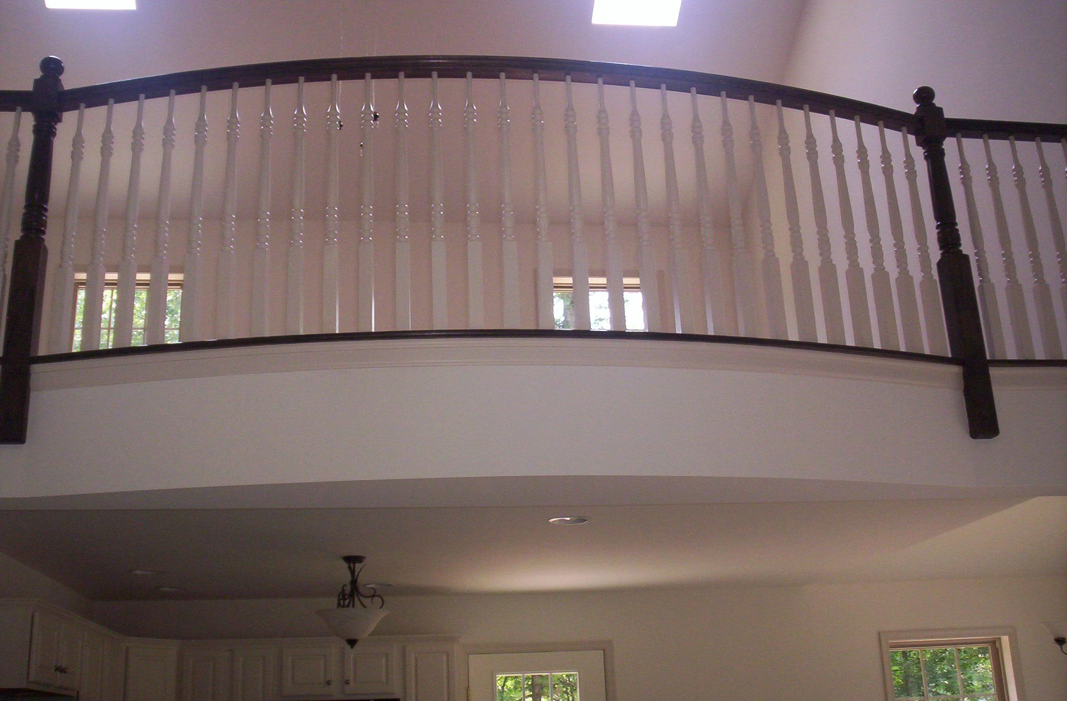 Curve Balcony