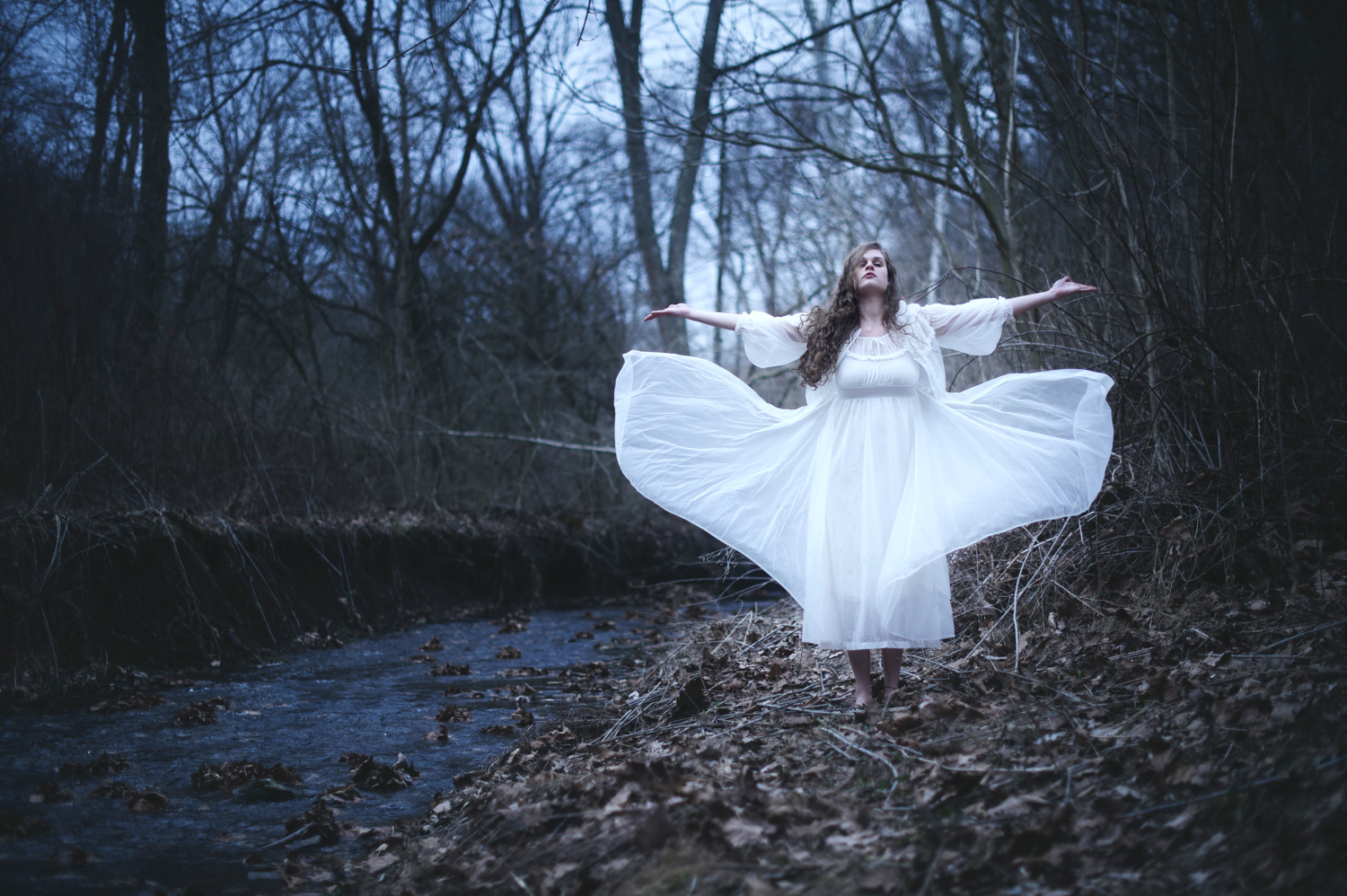 The Dawning - Ethereal Portraiture by Kelsie Taylor Photography