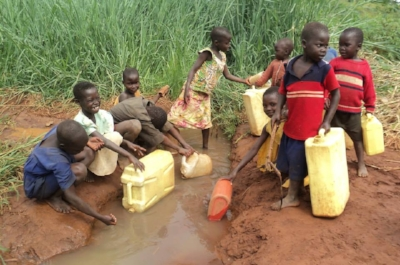 A lack of clean water means education is compromised