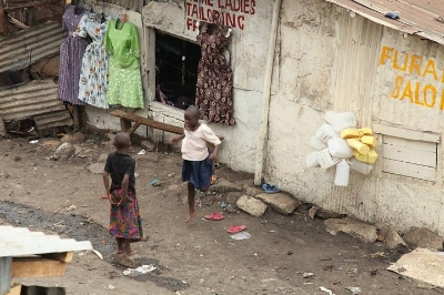 Access to water in poverty stricken areas means local economies suffer
