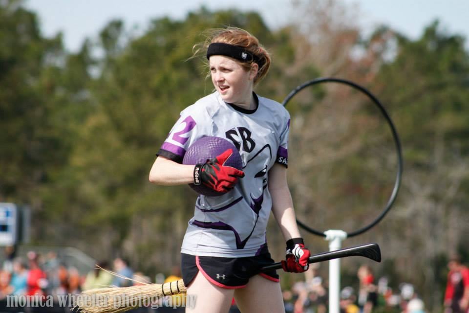 Quidditch...for Real