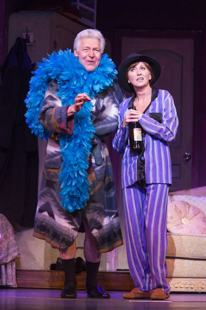 BWW REVIEWS: IT'S A HIT! TUTS' VICTOR VICTORIA IS A WINNING GEM  Broadway World - By Jenny Taylor Moodie - Sept 19, 2014   Read More