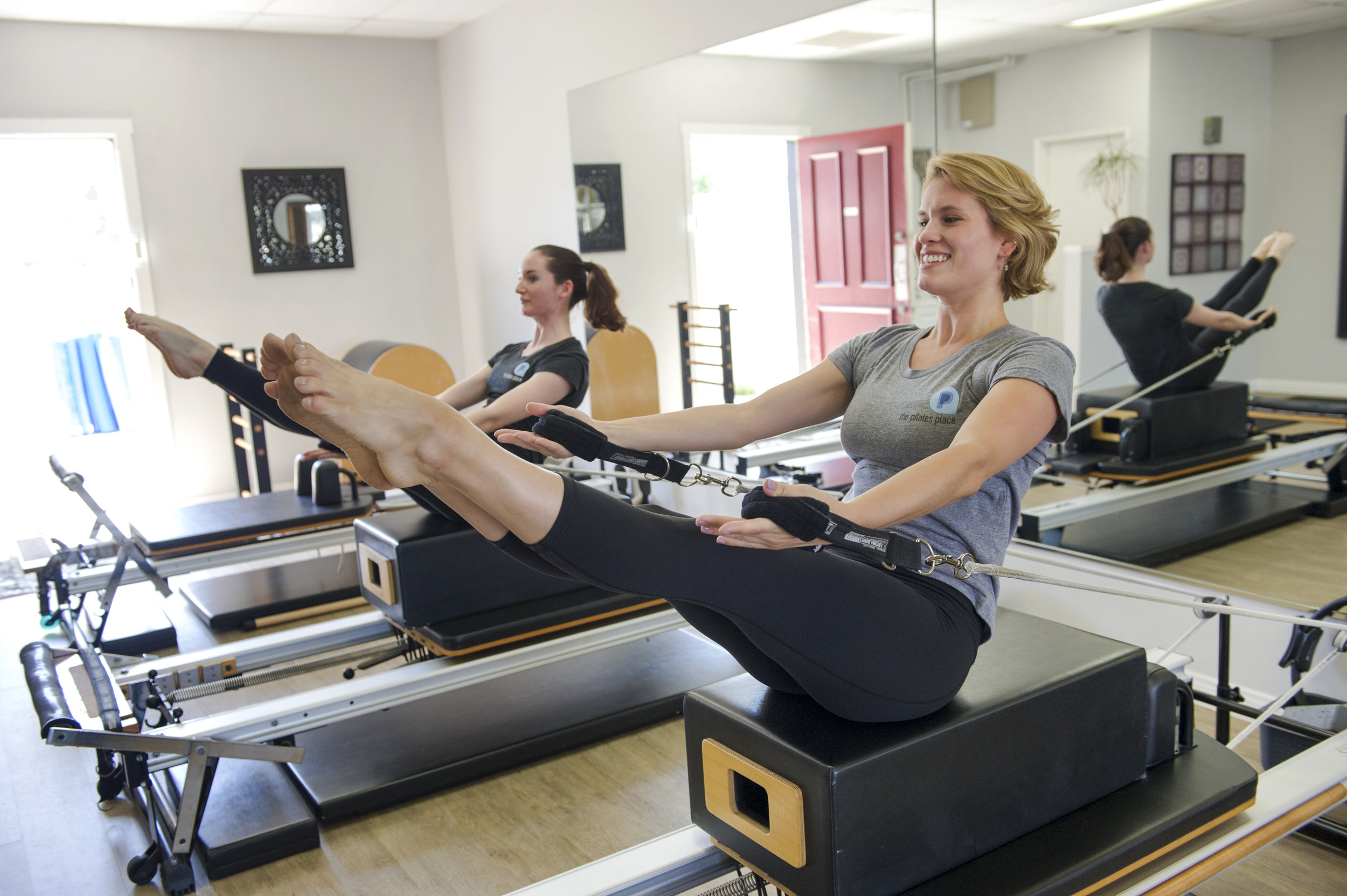 Pilates Mat MELT Reformer group classes Westminster CA. boutique pilates studio