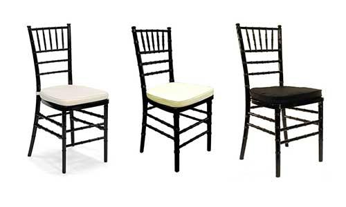 Chiavari Chairs - black