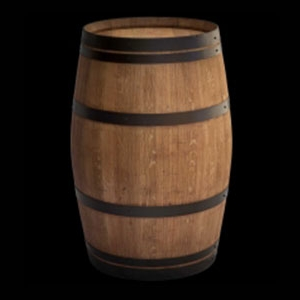 Wine Barrels - Going for that rustic look? These Wine barrels make an excellent bar table.