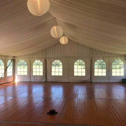 SELF-ERECT MARQUEE - How to assemble your marquee.
