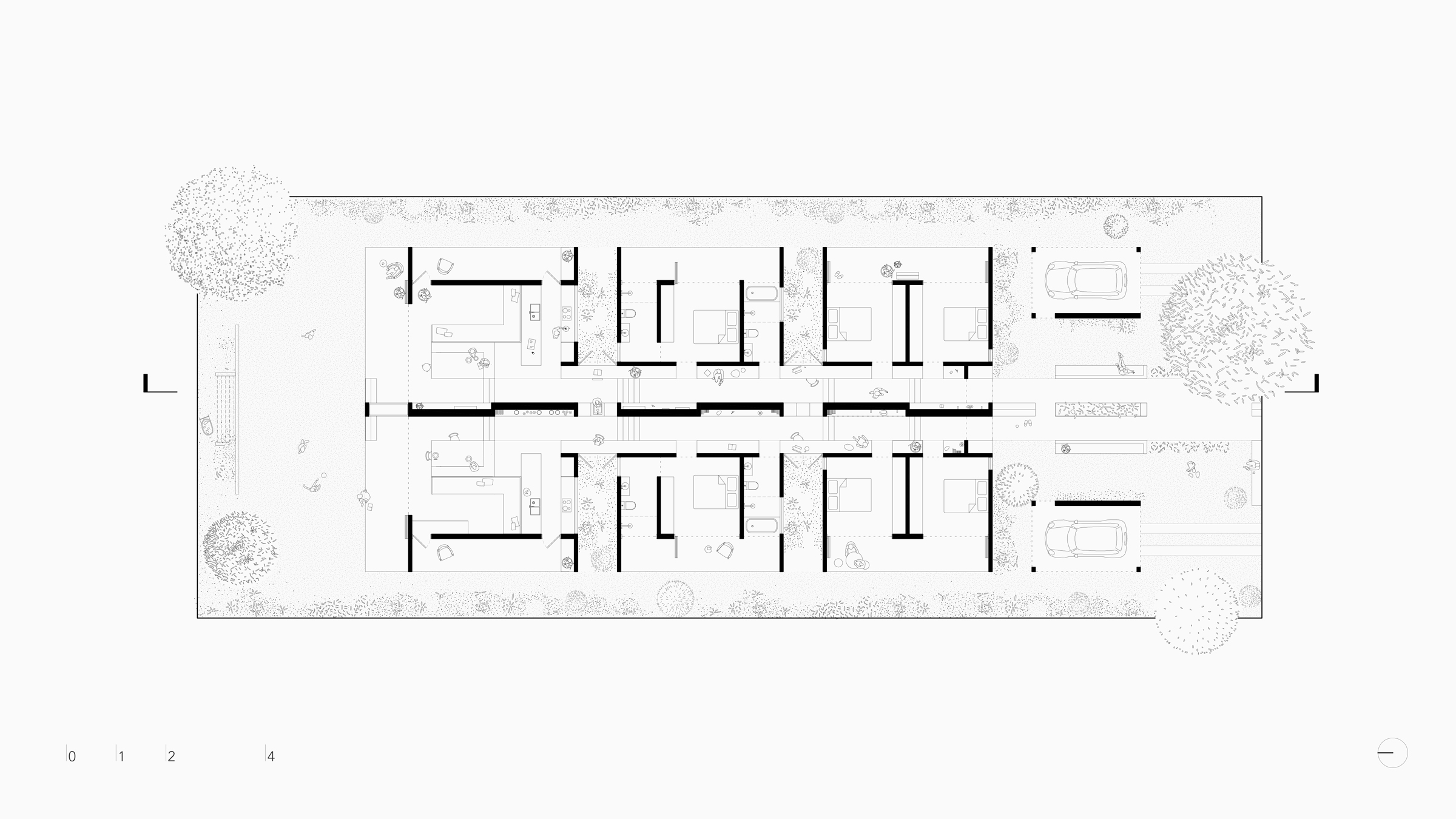 SYDNEY-RESIDENTIAL-ARCHITECT-TRIAS-STUDIO-HALF A HOUSE-PLAN