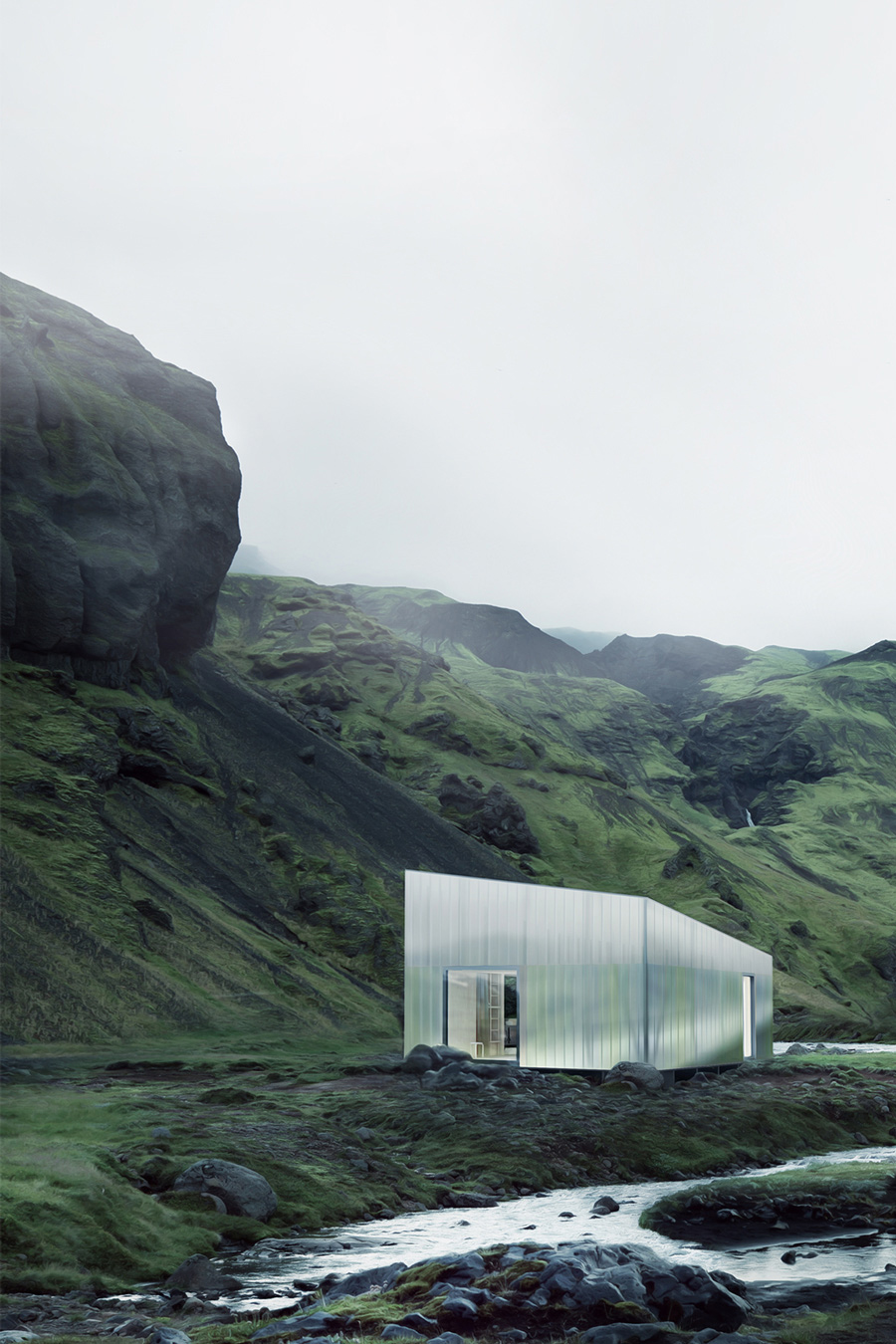 Heima: Trekking Cabins- - Cabin.Iceland.-