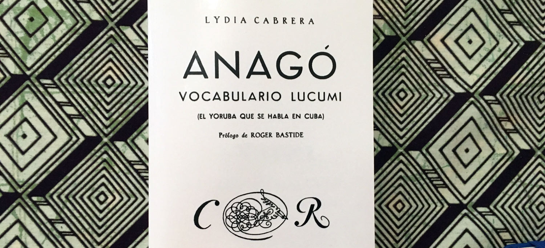 lucumi yoruba, lukumi, anago, nago, santeria, orisha, nigeria