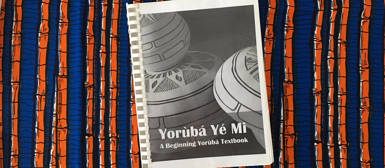 orisha image, yoruba language courses