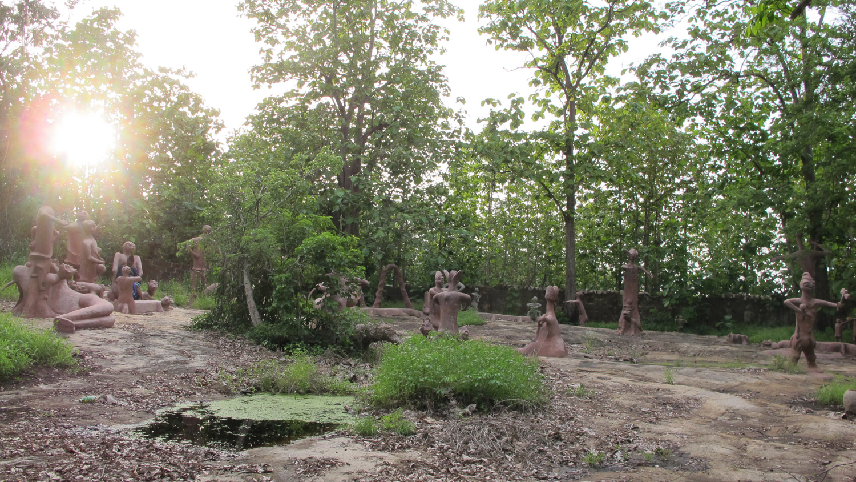 susanne wenger, sacred grove of osun osogbo, dunja herzig, osogbo festival, yoruba, oshun
