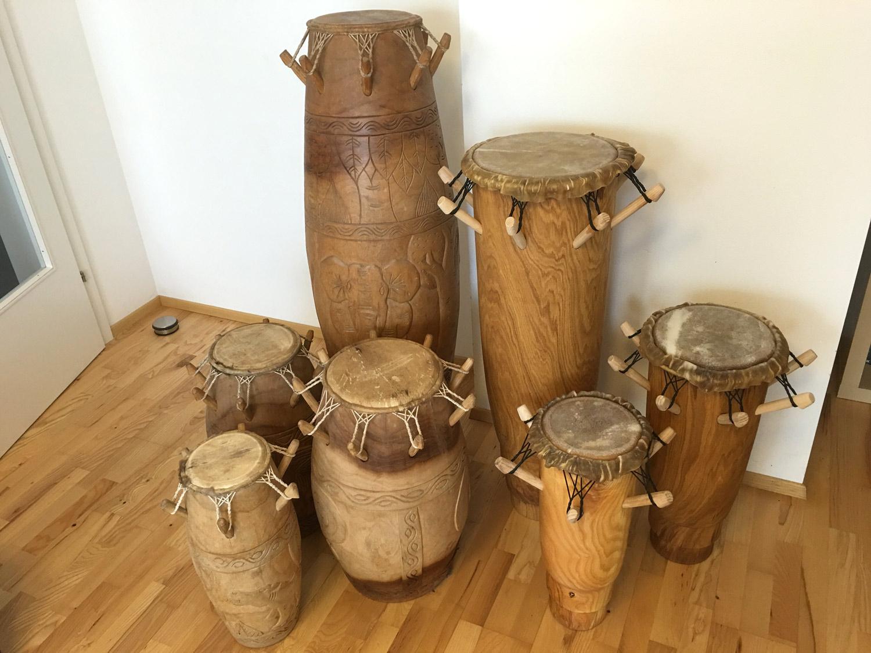 ewe drums, arara, vodou, rada, benin, haiti