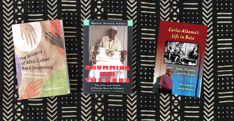 bata drumming, santeria music, kenneth schweitzer, santeria, yoruba, orisha book