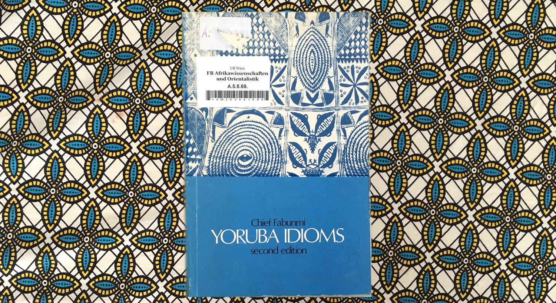 yoruba idioms, yoruba language, reviews