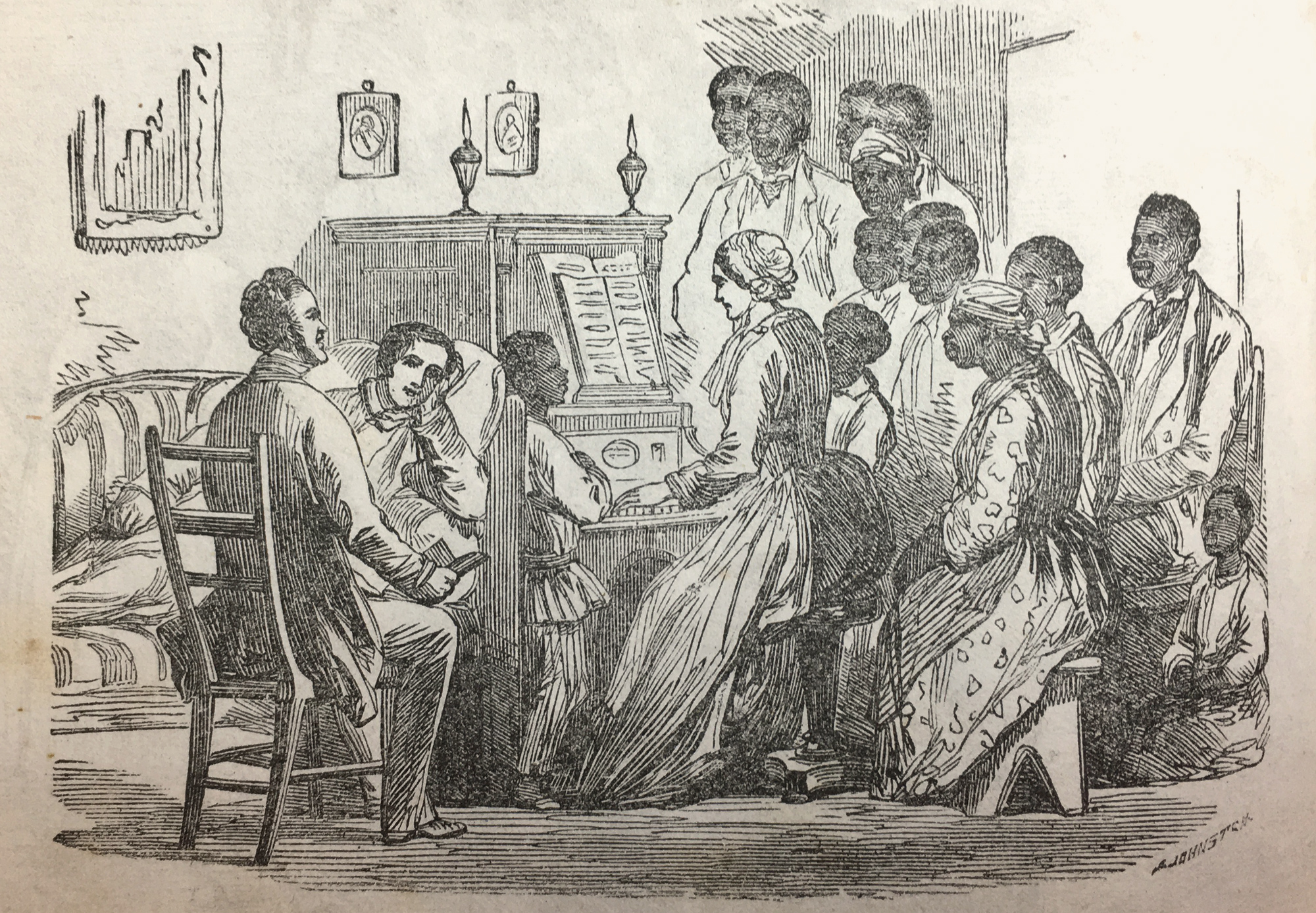 Musical education by European women in the missionaries introduced new European aesthetics, like changes in harmonies and melodies.