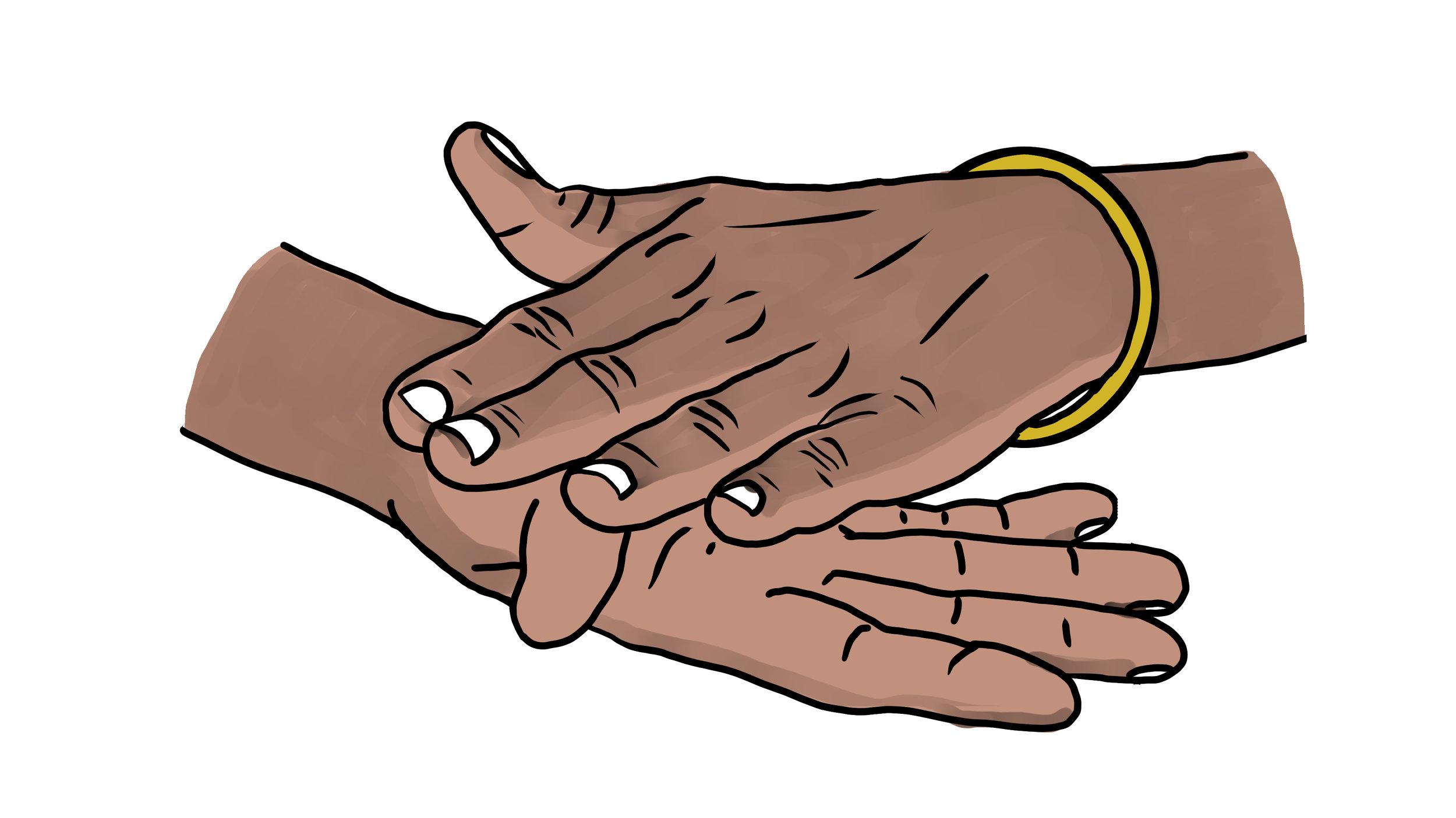 hand clap, clapping hands, yoruba, orisha, moyugba, mojuba, bata drumming, tambores bata, ibaebayentonu
