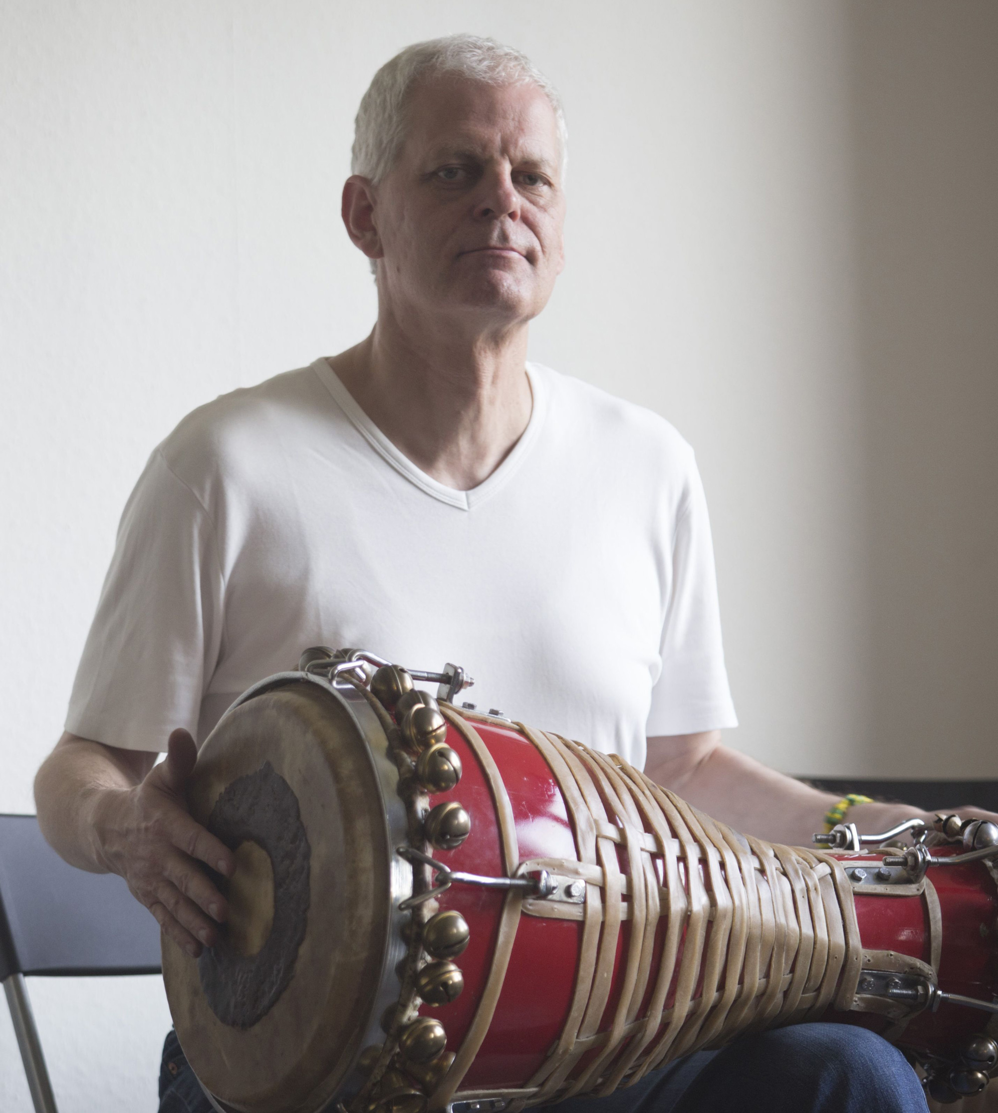 Thomas Altmann, musician, author, olórisha. ©Marc Schultz-Coulon