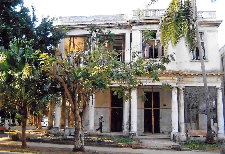 House in Vedado, Havana. ©Thomas Altmann