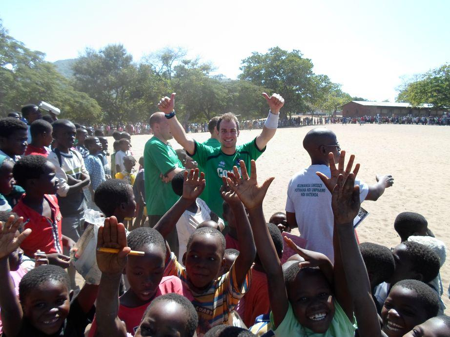 SPORTING SAFARI TO MALAWI   Travel With A Difference, That Makes A Difference