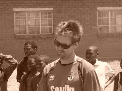 """Ben Skuse  - Bristol   """"If, like me, you love seeing the world and love football, this tour is a must. Inspiring experiences in some beautiful locations, great itinerary and the best guide in Malawi!"""