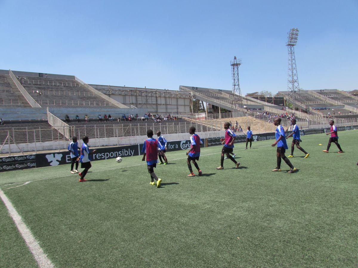 Coaching Programme   Focus on Development, Rather than Winning