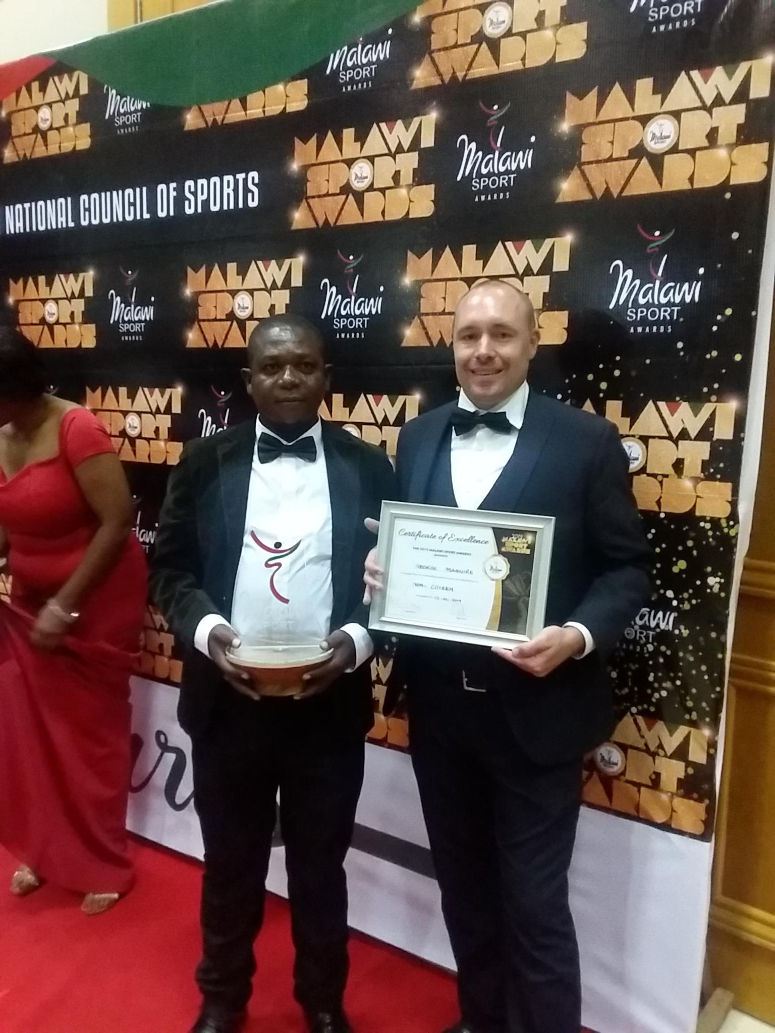 Award Winning Program   Malawi 2019 Sports Awards