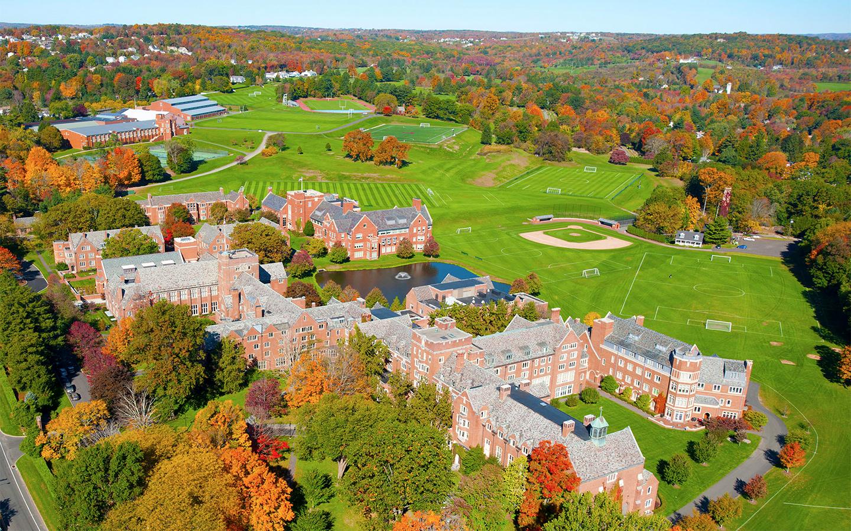 Taft School, Connecticut   Ascent Graduate & Davis Scholar - Zobran Elias