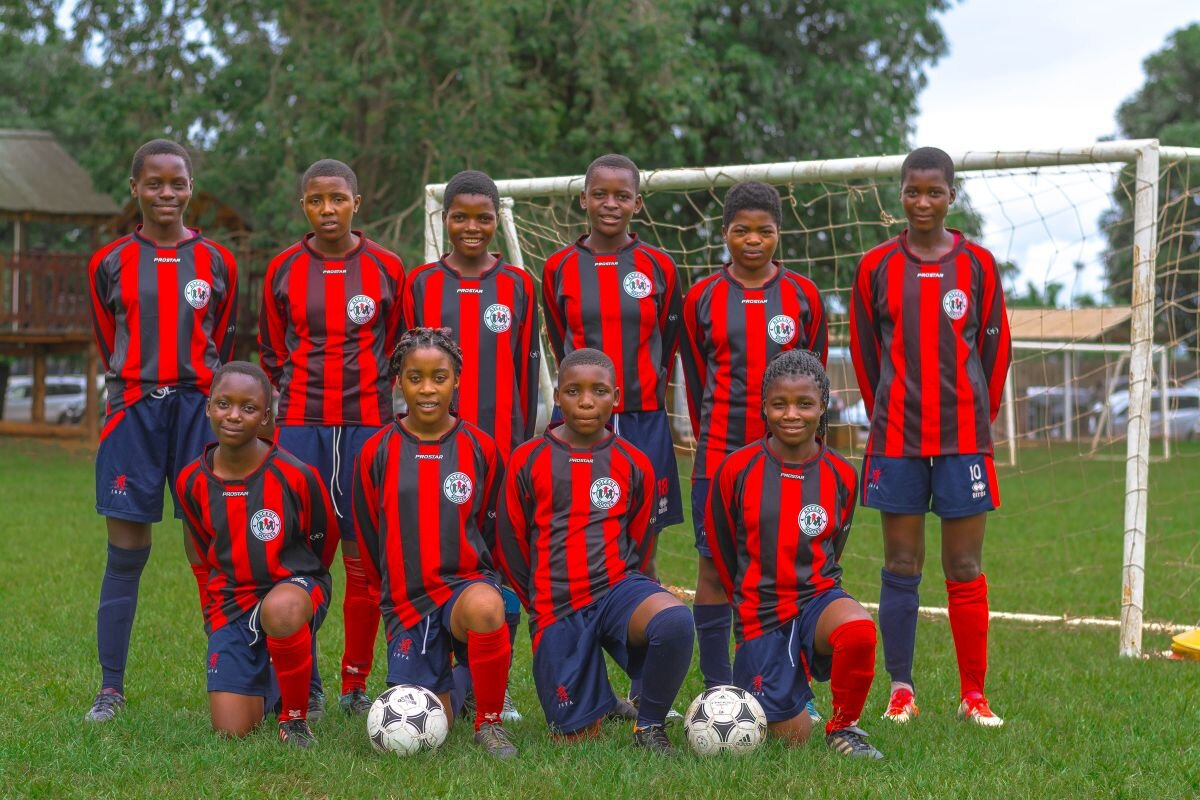 ASCENT GIRLS   Gifted Female Players Scouted From All Over Malawi