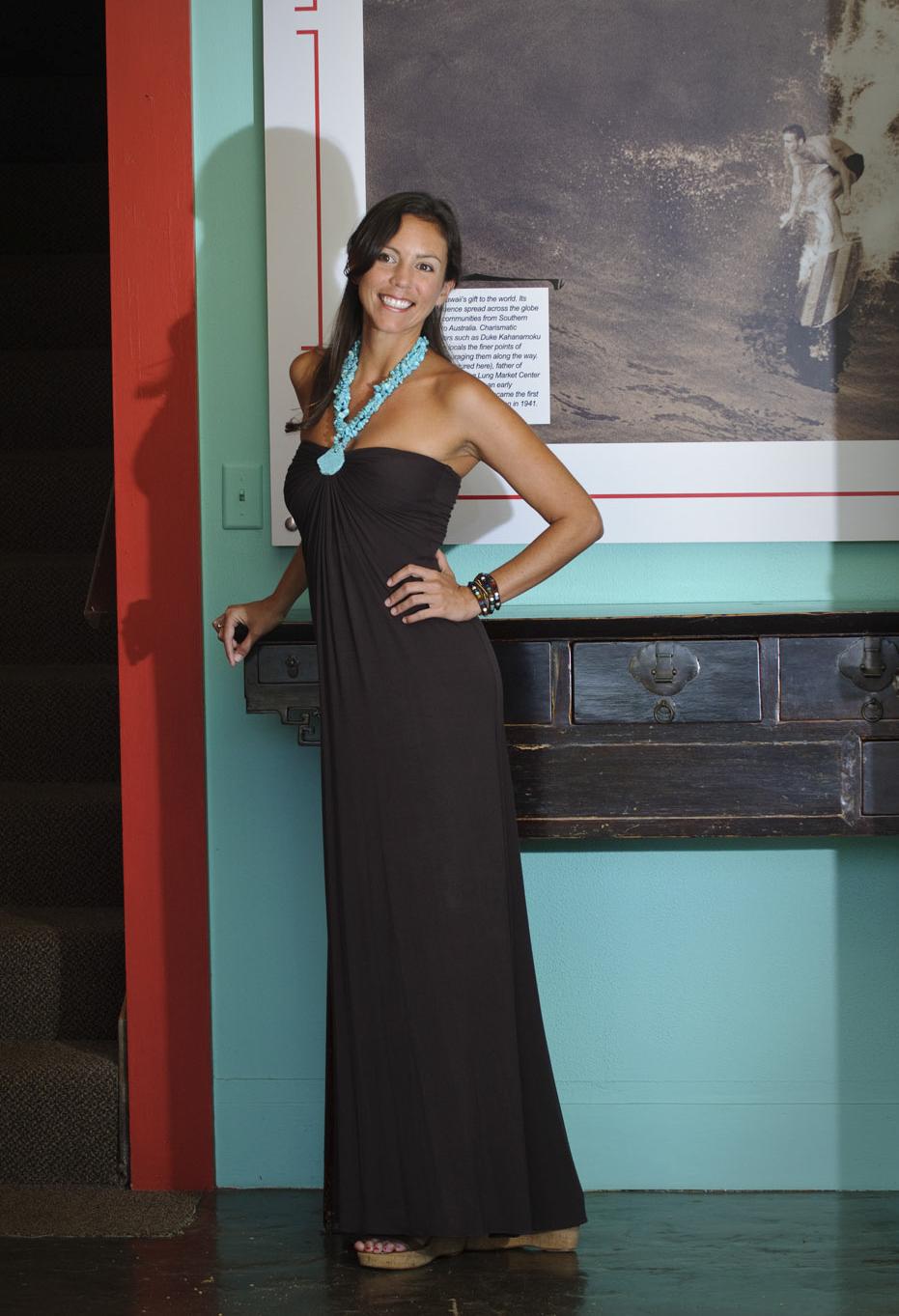 Jennifer, the Owner &Designer of Tikishiki Handbags