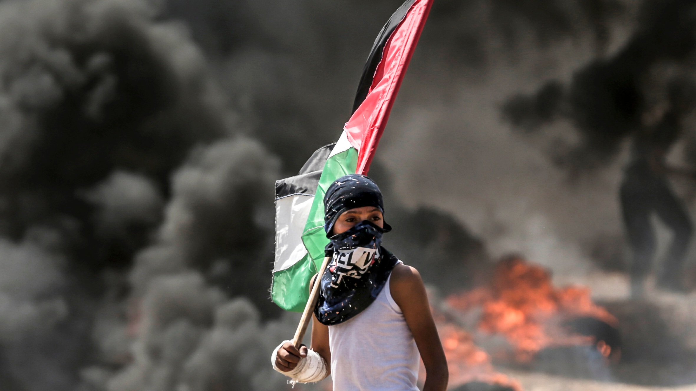One Day in Gaza    A graphic account of one of Gaza's bloodiest days for a generation