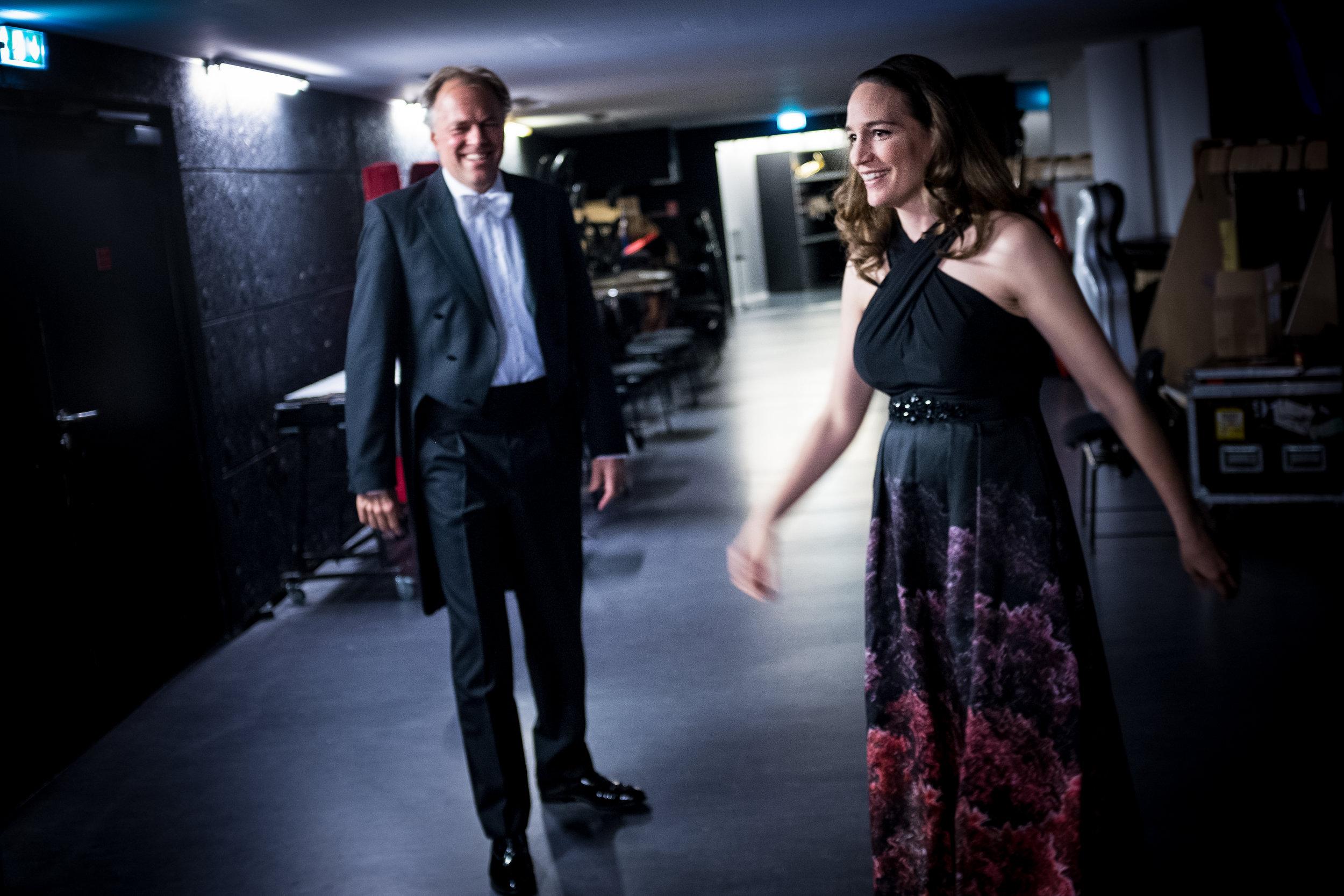 Thomas Hengelbrock and Kate Lindsey, Paris Philharmonie