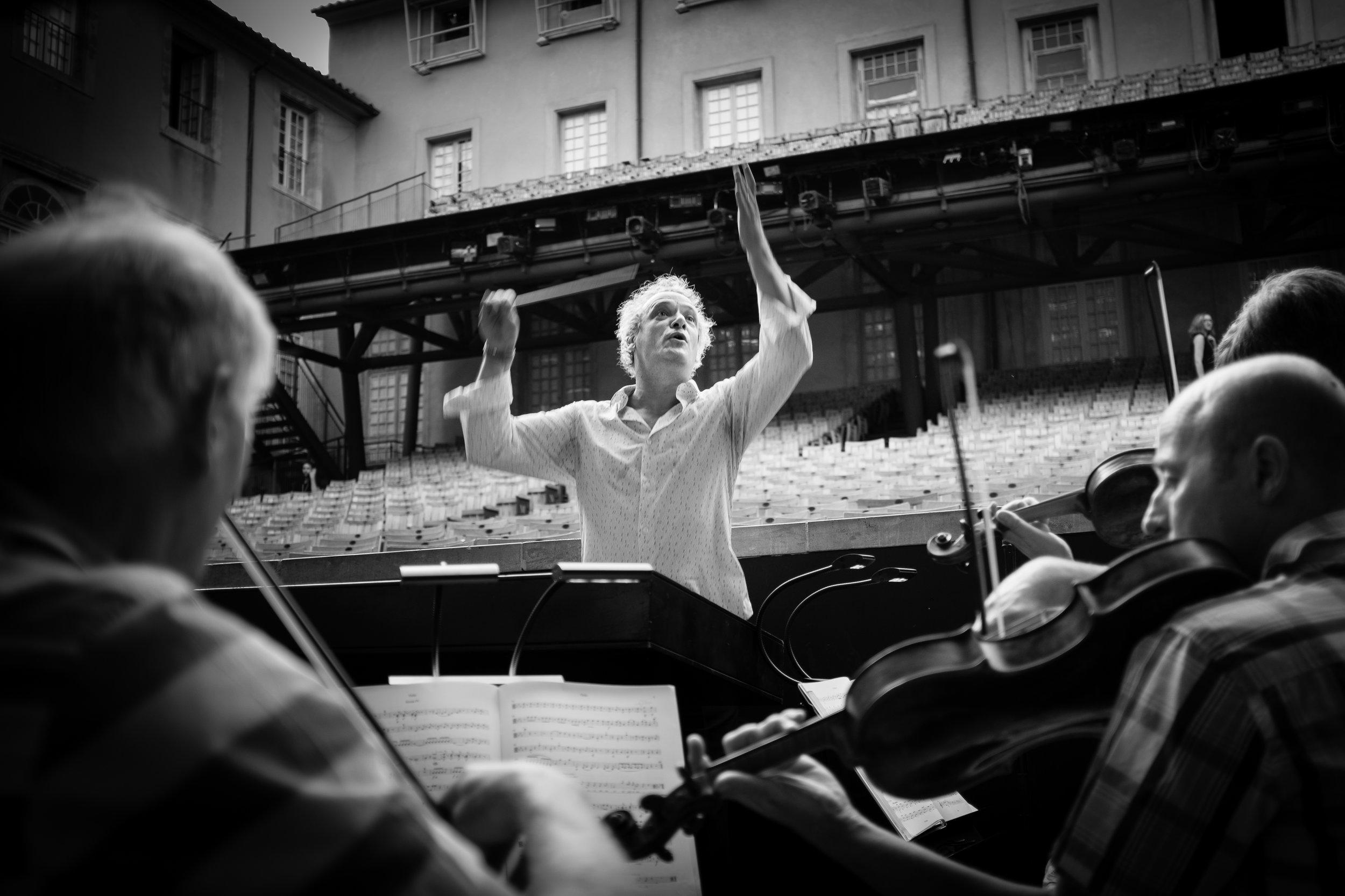 Louis Langree, Aix en Provence 2017