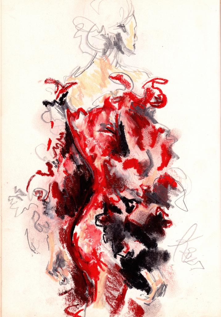 Image 3 - 'Red Dress' .jpg
