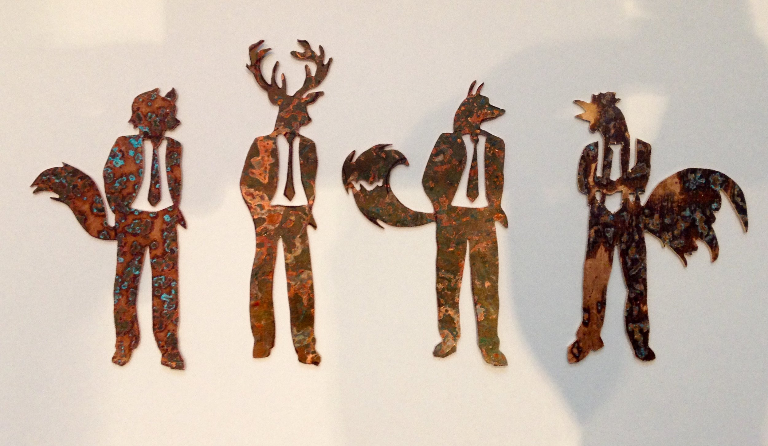 Copper Animal Heads.JPG