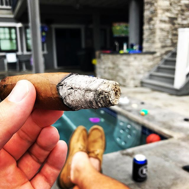 Get out there this weekend and take your time. You've earned it. #laborday #takeyourtime #cigar  #cigars #kansascity