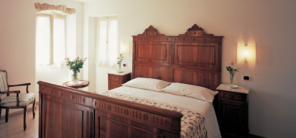 Una stanza della nostra locanda