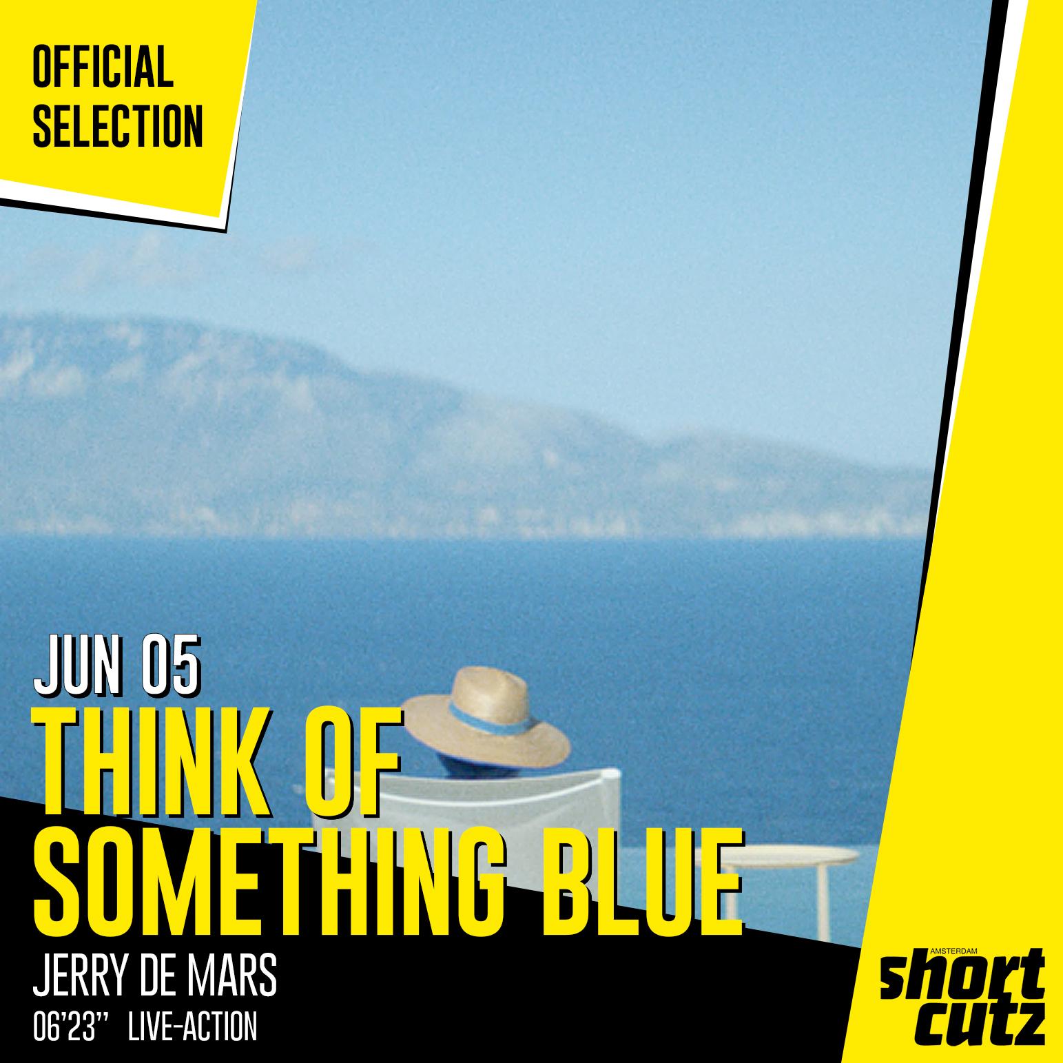 Think of something blue poster.jpg